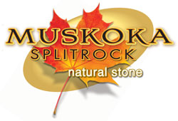 Muskoka Split Rock — Landscape Design, Masonry, Fireplaces, Stone Work